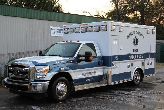Emergency Medical Service - Macon County, GA